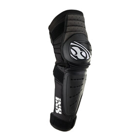 IXS Cleaver Knee/Shin Guards beenbescherming zwart